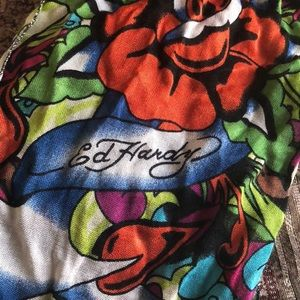 Ed Hardy scarf